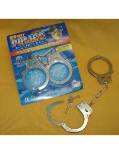 Handcuffs Metal Police