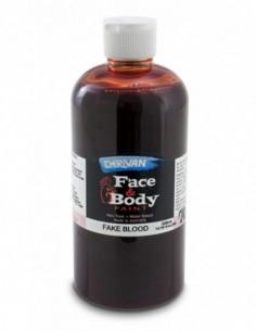 Blood Bottle 500ml Derivan