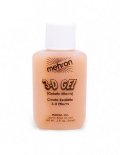 3D Gel Flesh Colour 14ml...