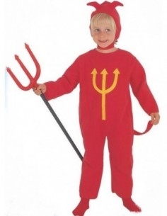 Costume Child Toddler Devil