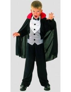 Costume Child Vampire Dracula