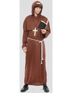 Costume Adult Monk