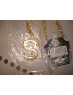Jewellery Chain Dollar Sign...