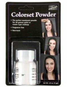 Colourset Powder 8g Mehron