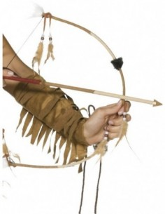 Bow And Arrow Deluxe Indian
