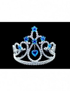 Tiara Silver With Star...