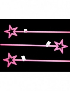 Wand Star Pink