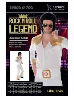 Costume Adult Rock Star...