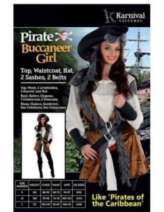 Costume Adult Pirate Buccan...