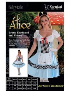 Costume Adult Alice...