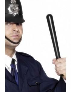 Police Baton Plastic Black...