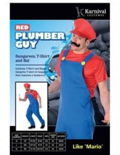 Costume Adult Mario M