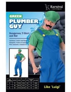 Costume Adult Luigi L