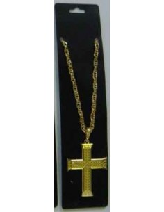 Jewellery Cross Gold Chain