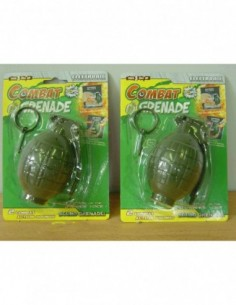 Hand Grenade Ticking Toy