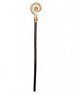 Cane Egyptian Gold Crosier...