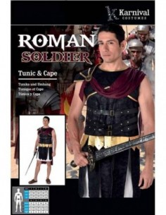 Costume Adult Roman Soldier L