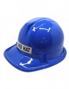 Construction Hard Hat ROYAL...