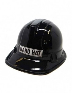 Construction Hard Hat BLACK