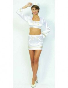 Costume Adult Sailor Girl SM