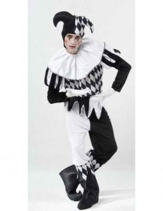 Costume Adult Harlequin...