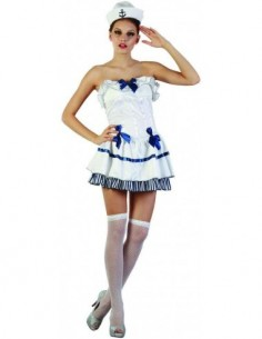 Costume Adult Sailor Lovely ML