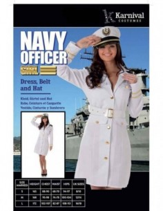 Costume Adult Navy Officer...