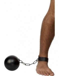 Ball and Chain Small Plastic