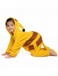 Onesie Child Pikatchu
