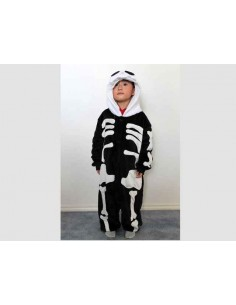 Onesie Child Skeleton