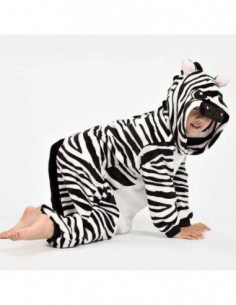 Onesie Child Zebra
