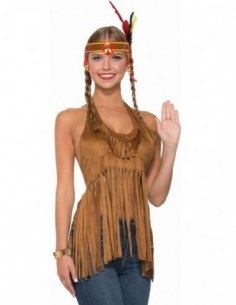Costume Adult Fringed...