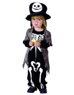 Costume Child Toddler Skeleton