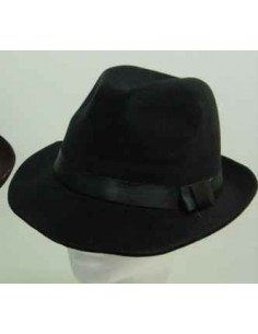 Hat Blues Brothers Black Felt