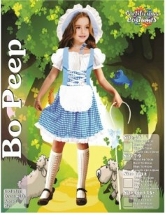 Costume Child Bo Peep M