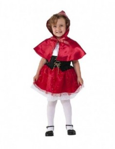 Costume Child Little Red Riding Hood M