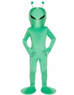 Costume Child Alien Deluxe