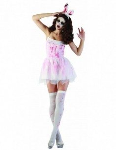 Costume Adult Bloody Bunny...