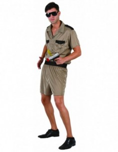 Costume Adult Cop Retro