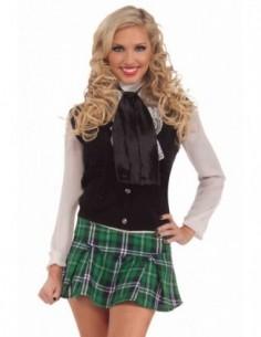 Costume Adult Mini Kilt Female