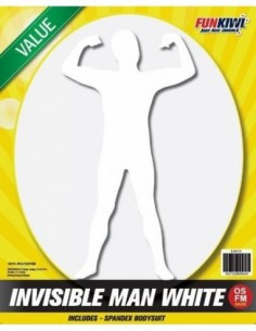 Costume Adult Invisible...