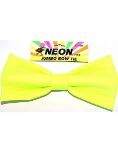 Bow Tie Neon Green