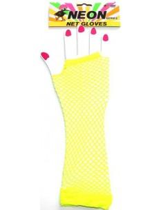 Gloves Fingerless Fishnets...
