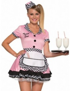 Costume Adult 50's Diner...