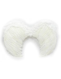 Angel Wings White Feather...