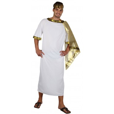 Costume Adult Toga Ancient...