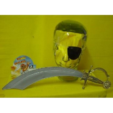 Pirate Sword & Eye Patch