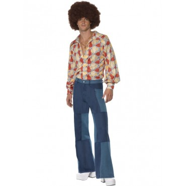 Costume Adult 70's Retro...