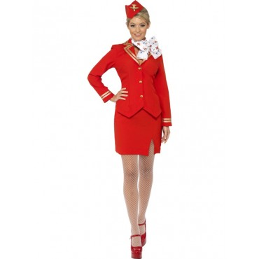 Costume Adult Air Hostess...