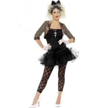 Costume Adult 80's Wild...